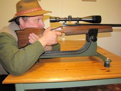 PH-Riista ampumatuki